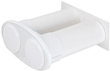 ab und zuluft mauerkasten rundrohr system 125 150 im h fele sterreich shop. Black Bedroom Furniture Sets. Home Design Ideas