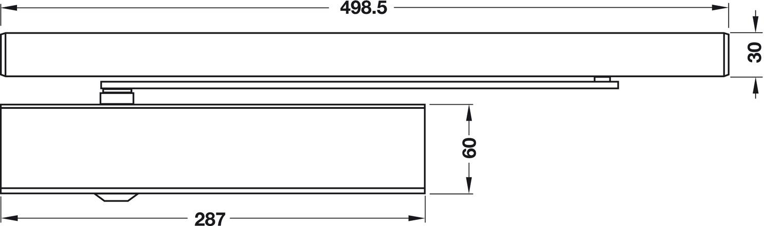 obent rschlie er geze ts 5000 e mit elektromechanischer feststellung normalmontage bandseite. Black Bedroom Furniture Sets. Home Design Ideas