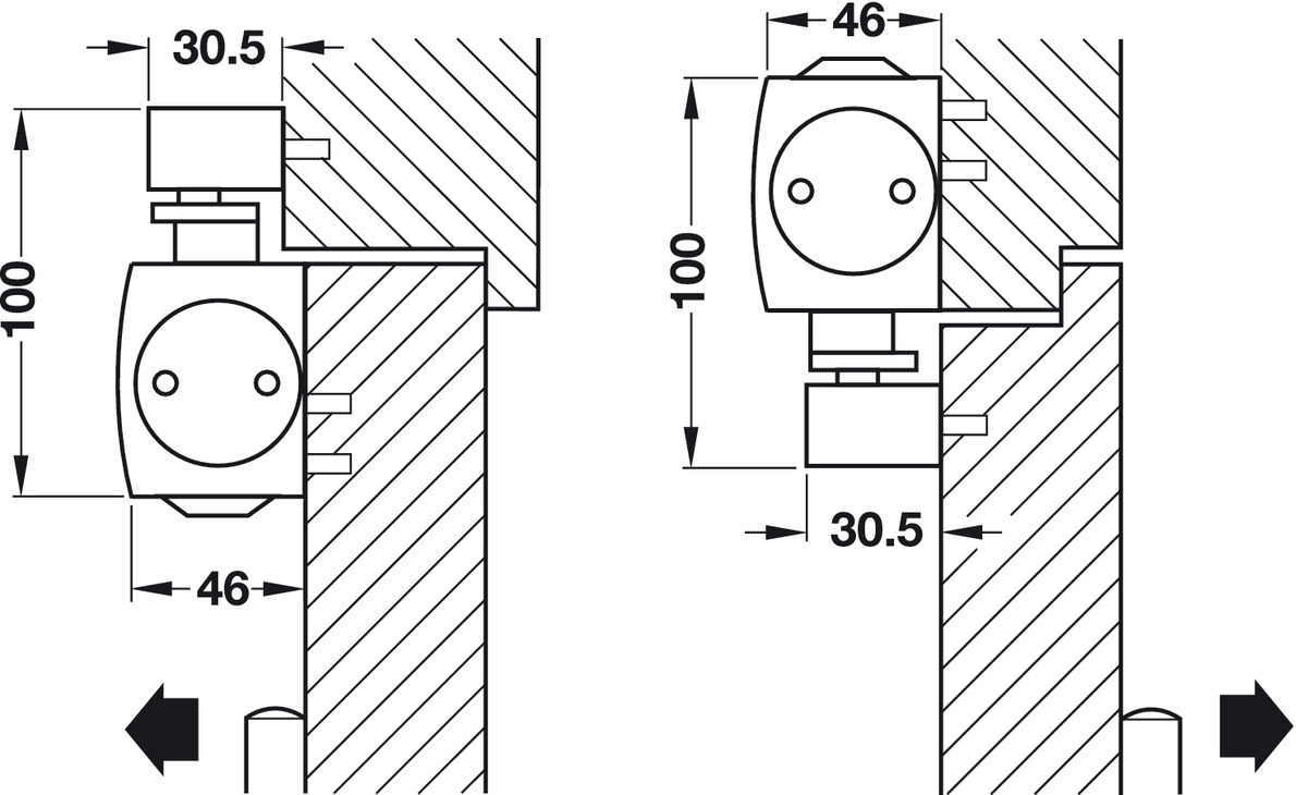 obent rschlie er geze ts 5000 s mit schlie verz gerung en 2 6 im h fele sterreich shop. Black Bedroom Furniture Sets. Home Design Ideas