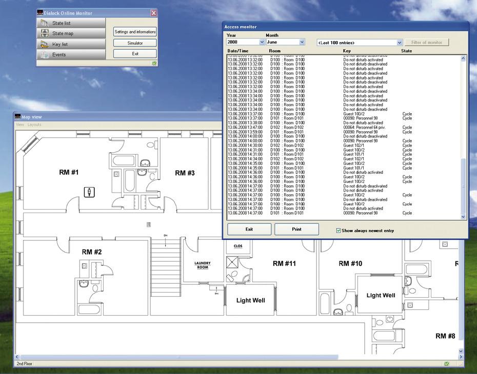 software dialock online monitor im h fele sterreich shop. Black Bedroom Furniture Sets. Home Design Ideas